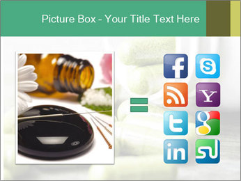 Herb capsule spilling PowerPoint Templates - Slide 21