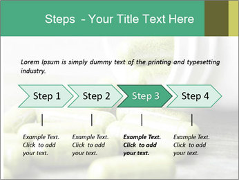 Herb capsule spilling PowerPoint Templates - Slide 4