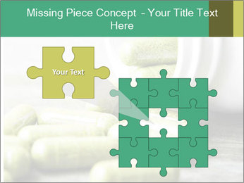 Herb capsule spilling PowerPoint Templates - Slide 45