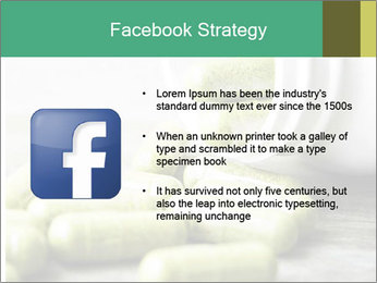 Herb capsule spilling PowerPoint Templates - Slide 6