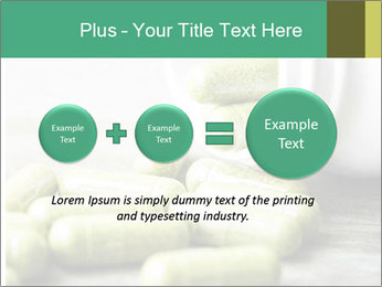 Herb capsule spilling PowerPoint Templates - Slide 75