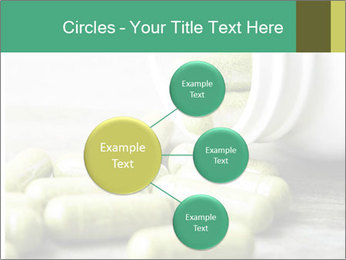 Herb capsule spilling PowerPoint Templates - Slide 79