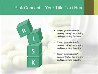 Herb capsule spilling PowerPoint Templates - Slide 81