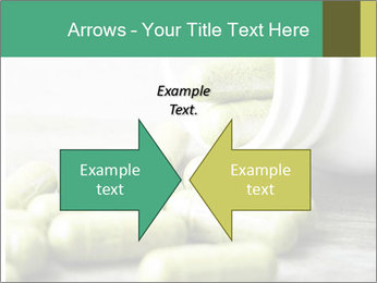 Herb capsule spilling PowerPoint Templates - Slide 90
