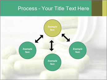 Herb capsule spilling PowerPoint Templates - Slide 91