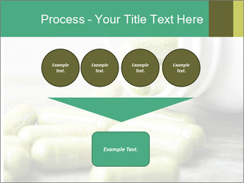 Herb capsule spilling PowerPoint Templates - Slide 93