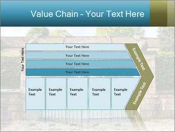 Gated Entrance PowerPoint Template - Slide 27