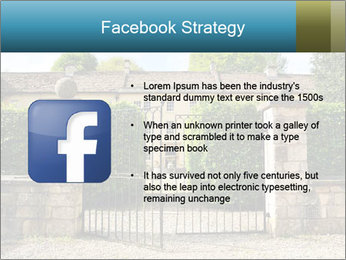 Gated Entrance PowerPoint Templates - Slide 6