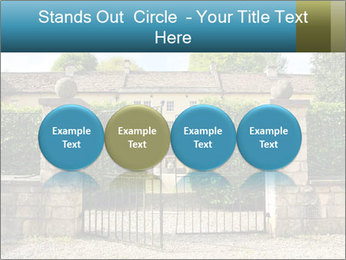 Gated Entrance PowerPoint Templates - Slide 76