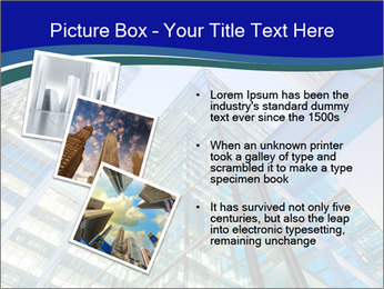 Windows of Skyscraper Business Office PowerPoint Templates - Slide 17