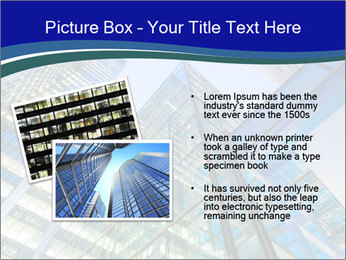 Windows of Skyscraper Business Office PowerPoint Templates - Slide 20