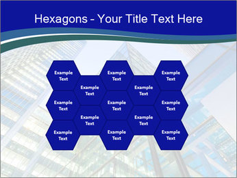 Windows of Skyscraper Business Office PowerPoint Templates - Slide 44