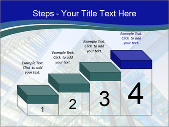 Windows of Skyscraper Business Office PowerPoint Templates - Slide 64