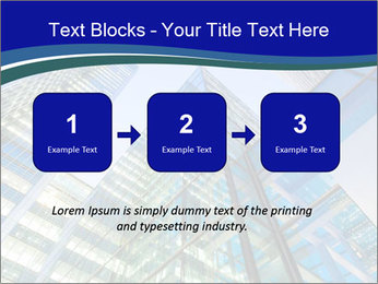 Windows of Skyscraper Business Office PowerPoint Templates - Slide 71