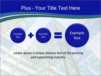 Windows of Skyscraper Business Office PowerPoint Templates - Slide 75