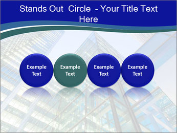 Windows of Skyscraper Business Office PowerPoint Templates - Slide 76