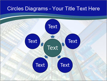 Windows of Skyscraper Business Office PowerPoint Templates - Slide 78