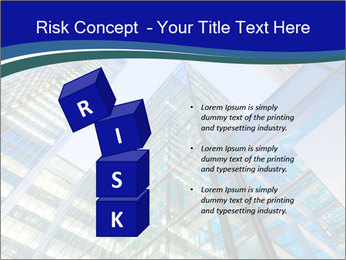 Windows of Skyscraper Business Office PowerPoint Templates - Slide 81