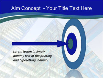 Windows of Skyscraper Business Office PowerPoint Templates - Slide 83