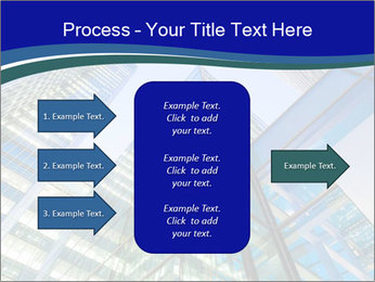 Windows of Skyscraper Business Office PowerPoint Templates - Slide 85