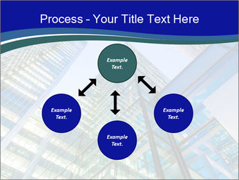 Windows of Skyscraper Business Office PowerPoint Templates - Slide 91