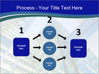 Windows of Skyscraper Business Office PowerPoint Templates - Slide 92