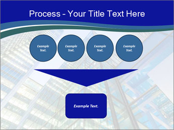 Windows of Skyscraper Business Office PowerPoint Templates - Slide 93