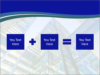 Windows of Skyscraper Business Office PowerPoint Templates - Slide 95