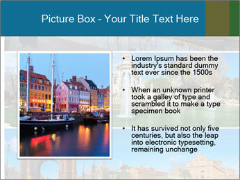 Set of three Barcelona PowerPoint Template - Slide 13