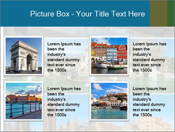 Set of three Barcelona PowerPoint Template - Slide 14