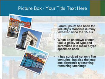 Set of three Barcelona PowerPoint Template - Slide 17