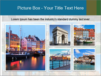 Set of three Barcelona PowerPoint Template - Slide 19