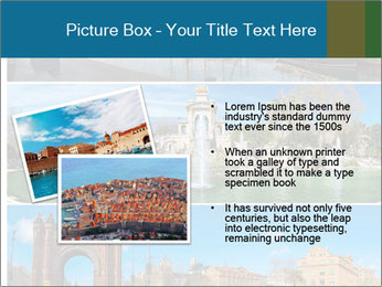 Set of three Barcelona PowerPoint Template - Slide 20