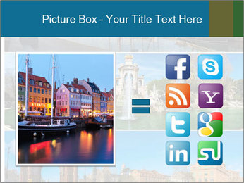 Set of three Barcelona PowerPoint Template - Slide 21