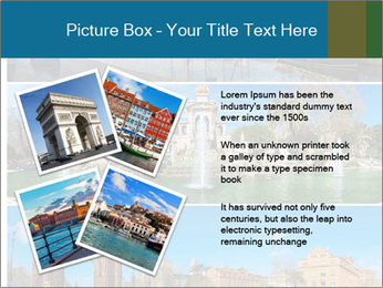 Set of three Barcelona PowerPoint Template - Slide 23