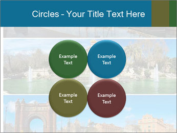 Set of three Barcelona PowerPoint Template - Slide 38