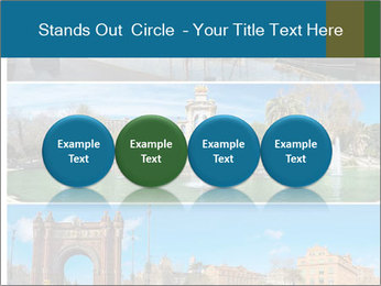 Set of three Barcelona PowerPoint Template - Slide 76