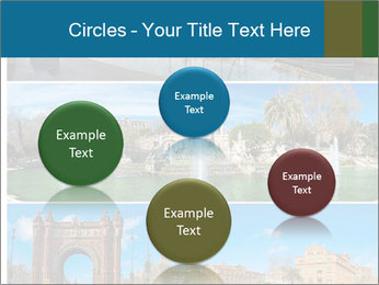 Set of three Barcelona PowerPoint Template - Slide 77