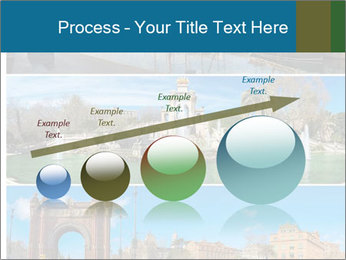 Set of three Barcelona PowerPoint Template - Slide 87