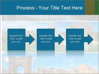 Set of three Barcelona PowerPoint Template - Slide 88