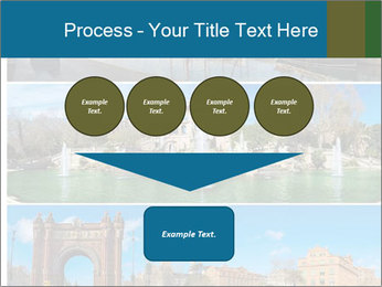 Set of three Barcelona PowerPoint Template - Slide 93