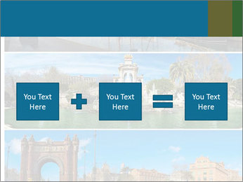 Set of three Barcelona PowerPoint Template - Slide 95