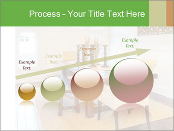 Dining Room in New Luxury Home PowerPoint Templates - Slide 87