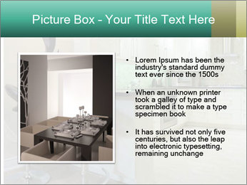 Interior design of modern kitchen PowerPoint Templates - Slide 13