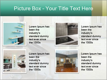 Interior design of modern kitchen PowerPoint Templates - Slide 14