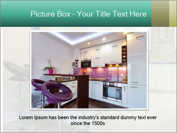 Interior design of modern kitchen PowerPoint Templates - Slide 16