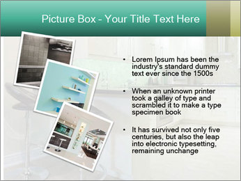 Interior design of modern kitchen PowerPoint Templates - Slide 17