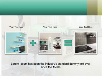 Interior design of modern kitchen PowerPoint Templates - Slide 22