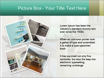 Interior design of modern kitchen PowerPoint Templates - Slide 23