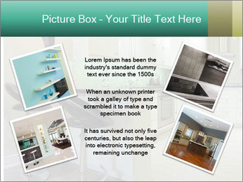 Interior design of modern kitchen PowerPoint Templates - Slide 24